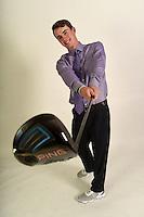 NWA Democrat-Gazette/MICHAEL WOODS • @NWAMICHAELW<br /> Boys Golfer of the Year, Fisher Vollendorf from Fayetteville, Thursday, November 19, 2016.