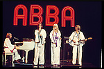 Abba 1977 on Midnight Special..
