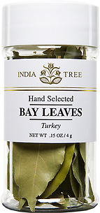 30702 Bay Leaves, Small Jar 0.15 oz, India Tree Storefront