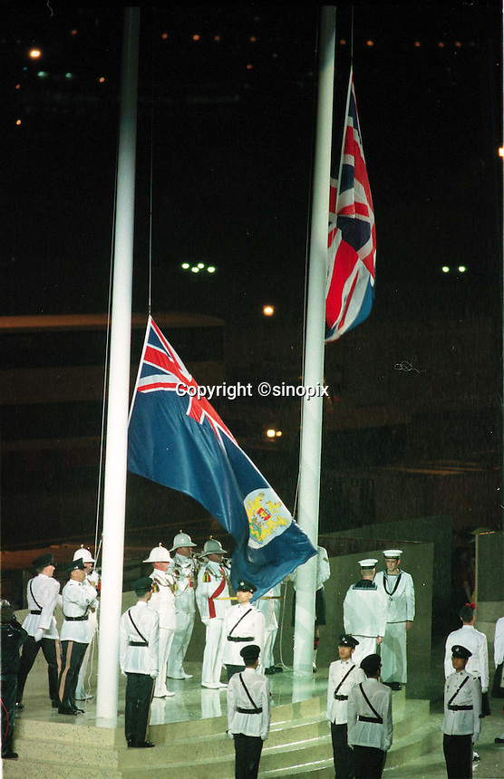 Hong Kong Handover<br /> The transfer of sovereignty over Hong Kong from the United Kingdom to the Pepple's Republic of China took place on 1 July, 1997.