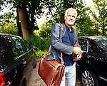 Nederland, Papendal, 1 juli 2012.Seizoen 2012-2013.Eerste training Vitesse .Fred Rutten, trainer-coach van Vitesse komt aan op het trainingscomplex van Vitesse.