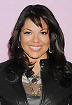 """BURBANK, CA - NOVEMBER 10: Sara Ramirez arrives at the Disney Channel's Premiere Party For """"Sofia The First: Once Upon A Princess"""" at the Walt Disney Studios on November 10, 2012 in Burbank, California."""
