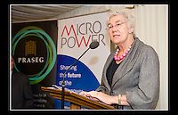 Baroness Maddock - Micropower Council - Microgeneration Manifesto - House of Commons Terrace, Westminster, London - 18th November 2009 -<br /> <br /> The Micropower Council represents companies and organisations active in the microgeneration sector and campaigns on behalf of its members for a genuine mass market for small scale, low and zero carbon electricity and heat generating technologies.<br /> <br /> Micropower Council members include manufacturers and installers of microgeneration technologies as well as energy suppliers and other trade associations active in the sector.