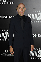 Luca Mosca at the World Premiere of &quot;John Wick: Chapter 3 Parabellum&quot;, held at One Hanson in Brooklyn, New York, USA, 09 May 2019<br /> CAP/ADM/LJ<br /> &copy;LJ/ADM/Capital Pictures