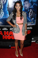 "LOS ANGELES, CA, USA - APRIL 16: Gloria Govan at the Los Angeles Premiere Of Open Road Films' ""A Haunted House 2"" held at Regal Cinemas L.A. Live on April 16, 2014 in Los Angeles, California, United States. (Photo by Xavier Collin/Celebrity Monitor)"
