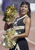 UI Idaho Vandals Cheerleaders