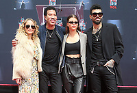 HOLLYWOOD, CA - MARCH 7: Nicole Richie, Lionel Richie, Sofia Richie and Miles Richie pictured at the Lionel Richie TCL Hand And Footprints Ceremony At The TCL Chinese Theatre IMAX In Hollywood, California on March 7, 2018. <br /> CAP/MPI/FS<br /> &copy;FS/MPI/Capital Pictures