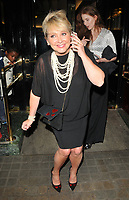 Cheryl Baker at the &quot;Kinky Boots&quot; gala performance departures, Adelphi Theatre, The Strand, London, England, UK, on Tuesday 29 May 2018.<br /> CAP/CAN<br /> &copy;CAN/Capital Pictures