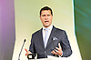 UKIP Annual Party Conference <br /> 26th September 2014 <br /> at Doncaster Racecourse, Great Britain <br /> <br /> <br /> Speeches by <br /> <br /> <br /> Steven Woolfe MEP<br /> <br /> <br /> <br /> <br /> Photograph by Elliott Franks <br /> Image licensed to Elliott Franks Photography Services
