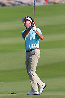 Gonzalo Fernandez Castano (ESP) during the first round of the NBO Open played at Al Mouj Golf, Muscat, Sultanate of Oman. <br /> 15/02/2018.<br /> Picture: Golffile   Phil Inglis<br /> <br /> <br /> All photo usage must carry mandatory copyright credit (&copy; Golffile   Phil Inglis)
