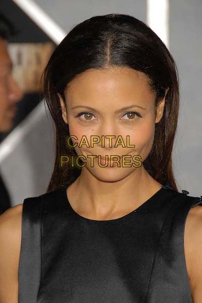 "THANDIE NEWTON.""No Country For Old Men"" Los Angeles Premiere at the El Capitan Theatre, Hollywood, California, USA, .4 November 2007..portrait headshot.CAP/ADM/BP.©Byron Purvis/AdMedia/Capital Pictures."