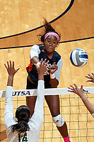 171008-Marshall @ UTSA Volleyball