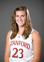 Jeanette Pohlen of the Stanford basketball team.