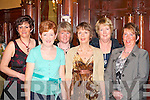 Siobhain O'Shea, Kathleen Wren, Carmel Kennedy, Alison O'Sullivan, Breda Tangney and Noreen O'Shea at the Listry GAA social in the Killarney Avenue Hotel on Friday night   Copyright Kerry's Eye 2008