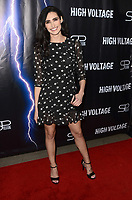 "LOS ANGELES - OCT 16:  Chloe Catherine Kim at the ""High Voltage"" Los Angeles Red Carpet Premiere at the TCL Chinese 6 Theater on October 16, 2018 in Los Angeles, CA"