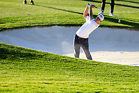 Cody Gribble (USA) during the 1st round of the Waste Management Phoenix Open, TPC Scottsdale, Scottsdale, Arisona, USA. 31/01/2019.<br /> Picture Fran Caffrey / Golffile.ie<br /> <br /> All photo usage must carry mandatory copyright credit (&copy; Golffile | Fran Caffrey)