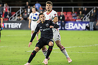 Washington, DC - October 17, 2018:  D.C. United defeated Toronto F.C. 1-0 during a MLS game at Audi Field.