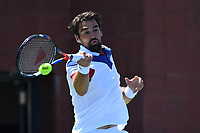 Jeremy Chardy (Fra)<br /> Flushing Meadows 30/08/2017<br /> Tennis US Open 2017 <br /> Foto Couvercelle/Panoramic/Insidefoto