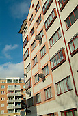 Lisson Green Estate, City of Westminster, London.