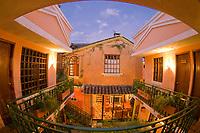 La Casa Sol bed and breakfast, Quito, Ecuador
