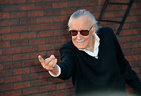 Stan Lee at the world premiere for &quot;Spider-Man: Homecoming&quot; at the TCL Chinese Theatre, Los Angeles, USA 28 June  2017<br /> Picture: Paul Smith/Featureflash/SilverHub 0208 004 5359 sales@silverhubmedia.com