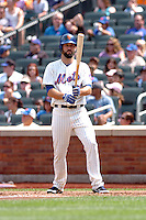 New York Mets outfielder Jason Pridie #20 during a game against the Milwakee Brewers at Citi Field on August 21, 2011 in Queens, NY.  Brewers defeated Mets 6-2.  Tomasso DeRosa/Four Seam Images