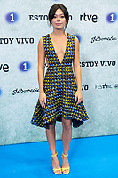 Actress Anna Castillo attends to presentation of 'Estoy Vivo' during FestVal in Vitoria, Spain. September 04, 2018. (ALTERPHOTOS/Borja B.Hojas) /NortePhoto.com NORTEPHOTOMEXICO