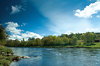 The River Dee near Banchory