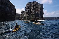 Europe/France/Bretagne/22/Côtes-d'Armor/Cap Fréhel: Navigation en Kayak de mer