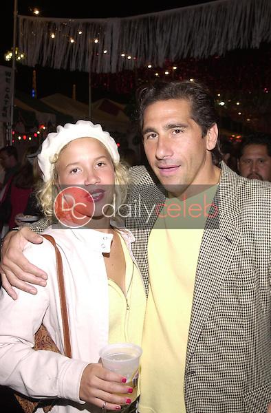 Paul Carafotes and date Rachael Maki