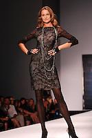 Petit Pois by Viviana G. Model, Elena Kurnosova, at Miami Beach International Fashion Week, Miami, FL  2011