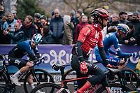 Michael Matthews (AUS/Sunweb) at the start<br /> <br /> 74th Omloop Het Nieuwsblad 2019 <br /> Gent to Ninove (BEL): 200km<br /> <br /> ©kramon