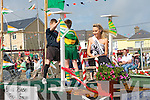 Enjoying the Grand Parade in Ballyheigue Festival on Sunday