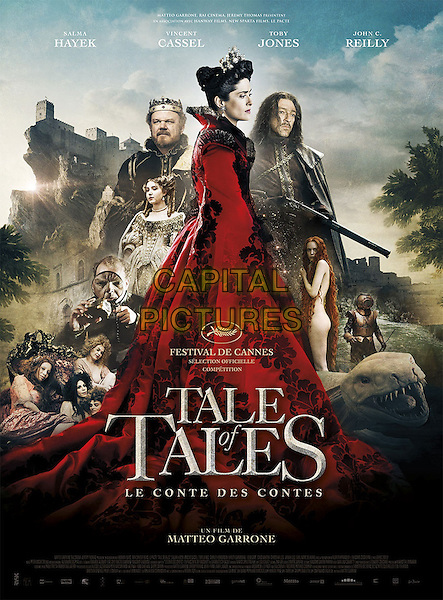 Tale of Tales (2015)<br /> (Il racconto dei racconti)<br /> POSTER ART<br /> *Filmstill - Editorial Use Only*<br /> CAP/KFS<br /> Image supplied by Capital Pictures