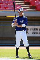 June 14th 2008:  Noah Krol of the West Michigan Whitecaps, Class-A affiliate of the Detroit Tigers, during a game at Fifth Third Ballpark in Comstock Park, MI.  Photo by:  Mike Janes/Four Seam Images