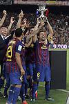 FC Barcelona vs R. Madrid: 3-2 (Supercopa de España 2011)
