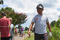 Kodai Ichihara (JPN) on his way to 13 during round 2 of the WGC FedEx St. Jude Invitational, TPC Southwind, Memphis, Tennessee, USA. 7/26/2019.<br /> Picture Ken Murray / Golffile.ie<br /> <br /> All photo usage must carry mandatory copyright credit (© Golffile | Ken Murray)