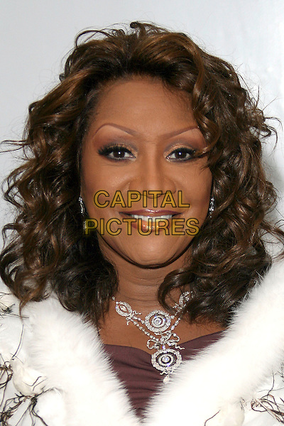 PATTI LaBELLE. A Song 4 U:  A Concert of Hope to benefit the Ennoit Love Foundation held at The Palladium, Hollywood, California, USA, 27 February 2006..portrait headshot.Ref: ADM/ZL.www.capitalpictures.com.sales@capitalpictures.com.©Zach Lipp/AdMedia/Capital Pictures.