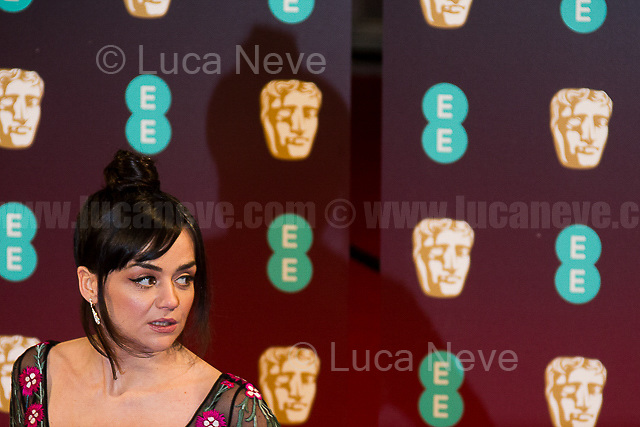 Hayley Squires. <br />