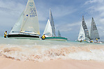 2013 - SAP 5O5 WORLDS - DAY 5 - BARBADOS