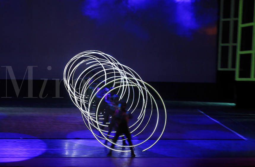 Chinese acrobatic show, Beijing, China, Asia