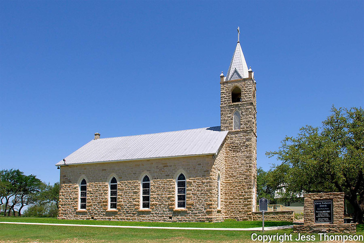 Christ Evangelical Lutheran Church, Texas Hill Country