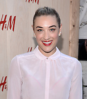 NEW YORK, NY - JUNE 19: Mia Moretti pictured at the  H&M Summer Camp Kickoff Party Café de la Esquina on June 19, 2014 in Brooklyn,New York .HP/Starlitepics