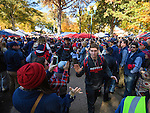 Ole Miss football vs. Mississippi State at Vaught-Hemingway Stadium in Oxford, Miss., Saturday, Nov. 26, 2016. Photo by Thomas Graning/Ole Miss Communications