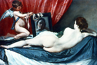 Diego Velazquez:  The Toilet of Venus.  National Gallery-London. Reference only.