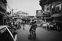 Ripon Street in Central Kolkata is known to be an Anglo Indian neighbour hood