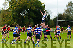 Division 2 Rugby match Killarney vs St Mary's in the Killarney last Sunday.