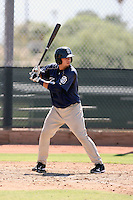 Emmanuel Quiles - San Diego Padres - 2010 Instructional League.Photo by:  Bill Mitchell/Four Seam Images..