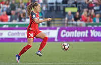 Portland, OR - Wednesday June 28, 2017: Celeste Boureille during a regular season National Women's Soccer League (NWSL) match between the Portland Thorns FC and FC Kansas City at Providence Park.