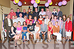 50th Birthday : Patricia Beekhuizen-Finnucane, Moyvane & Holland celebrating her 50th birthday with family & friends at The Kingdom Bar, Listowel on Friday night last.